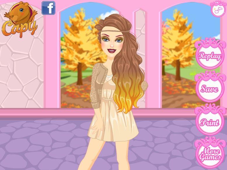Игра Барби Модница Скачать