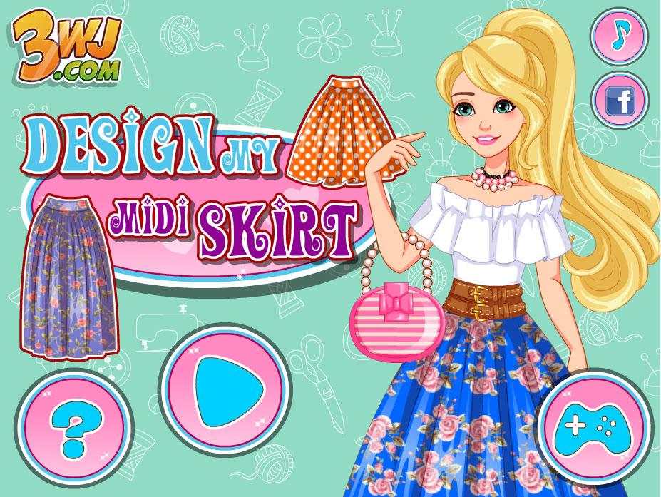 Игры для девочек с раскраски 4