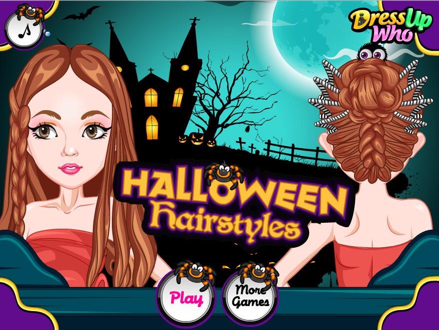 Игры для девочек крутые прически