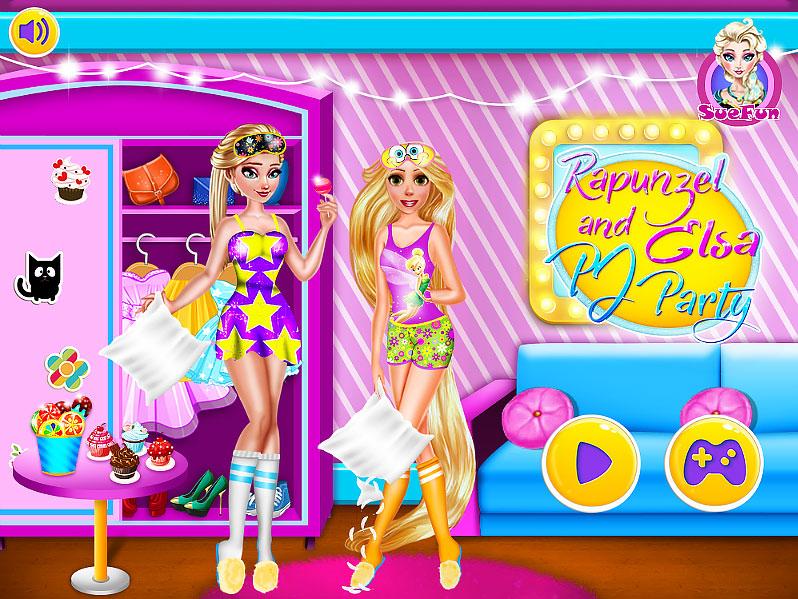 игры для девочек одевалки принцесс диснея одевалки