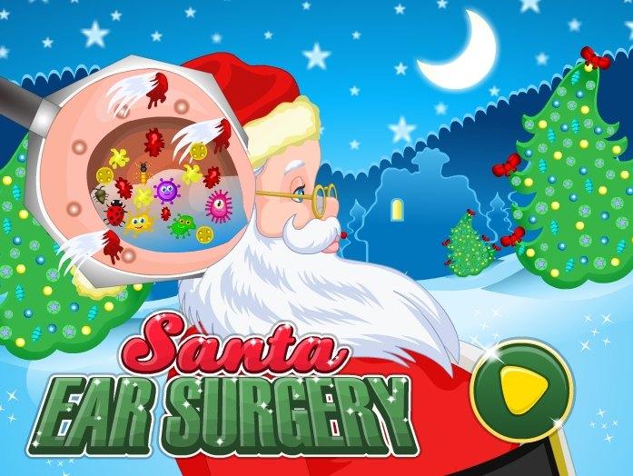 Игры Дед Мороз
