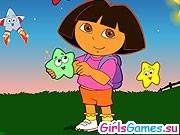 Игра для девочек дора