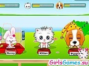 Любимые животные игры