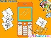 Игры раскраска телефонов
